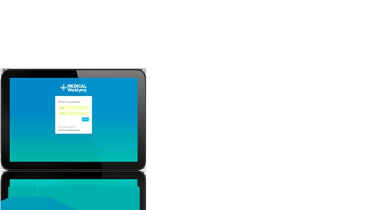 Weblynx - Medical tela tablet